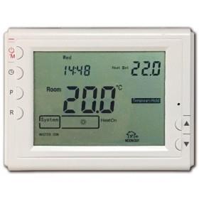 Cronotermostato digitale Wi-fi BRAVO ampio display programmabile