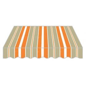 Tenda da sole a caduta cm 200x250 struttura alluminio Disegno P3030
