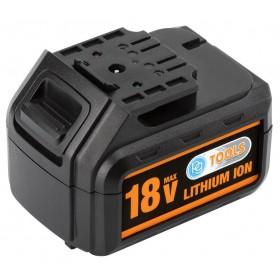 Batteria a litio 18V ricambio per trapano PG-TOOLS Mod PG19V
