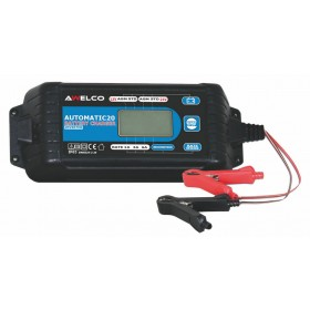 Caricabatterie AWELCO con autospegnimento per batterie 12÷24 V Mod AW40068