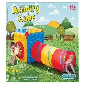 Magic cube in plastica STARPLAY gioco per bambini con tunnel