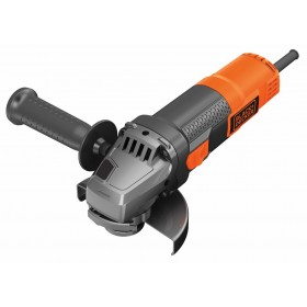 Smerigliatrice angolare BLACK&DECKER 900W mm 115 Mod BEG210-QS