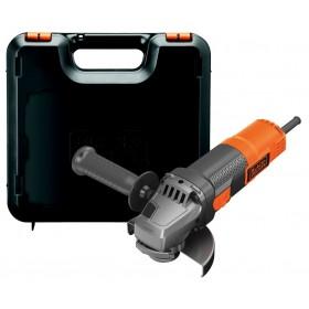 Smerigliatrice angolare BLACK&DECKER 900W mm 115 Mod BEG210K-QS