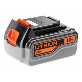 Batteria litio 18V 4.0 AH ricambio BLACK&DECKER Mod BL4018