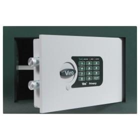 Cassaforte elettronica da incasso VIRO cm 35x20x23 Mod PRIVACY
