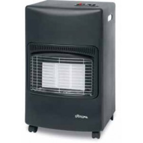 Stufa a infrarossi potenza max 4200 W Mod. Extrema - riscaldamento casa bombola