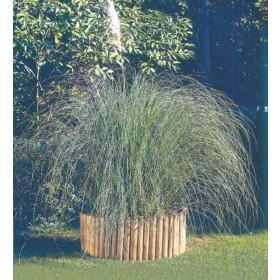 Recinto per aiuole in pino impregnato cm. 250 - arredo casa giardino piante e fiori