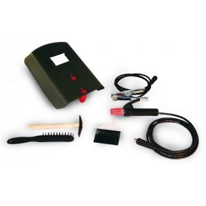 Kit saldatura per inverter max 160 A a norma CE - Mod. KING B-TEX