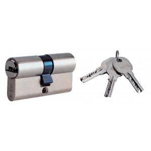 Cilindro sicurezza ISEO lunghezza 70 mm misura 30.10.30 Art 8809
