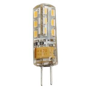 Lampadina LED risparmio energetico 1.5W G4 BEGHELLI attacco bispina