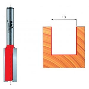 Fresa cilindrica mm 18 Freud-pro per legno tagli dritti - Art. 04-15106
