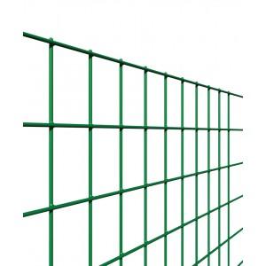 Rete elettrosaldata plasticata altezza cm 175 recinzioni rotolo 25 m
