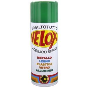 Spray smalto acrilico verde menta conf 6 bombolette da 400 ml