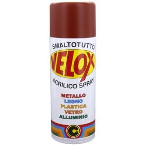 Spray fondo antiruggine rossa conf 6 bombolette da 400 ml