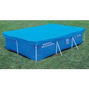 Top copertura Bestway per piscina con telaio cm. 259X170 - arredo giardino esterni piscine