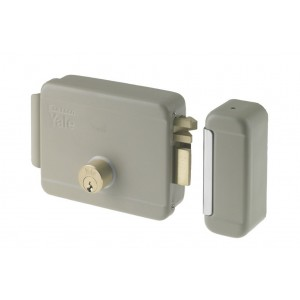 Serratura elettrica cancelli YALE mano sinistra entrata 60 mm Art 680