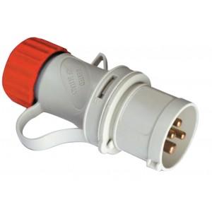 Adattatore industriale FME spina 16A 2P+T tensione 380V Art 70.104
