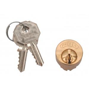 Cilindro serrature sicurezza porte basculanti PREFER Art 6811