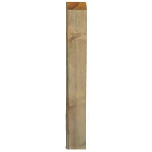 Listello i base per rifinitura  in legno di pino cm. 2.8x4x300 - arredo casa giardino