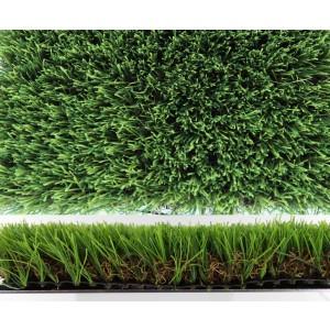 Tappeto erboso fibre sintetiche fili H 35mm rotolo 2x25mt Mod CARNIVAL