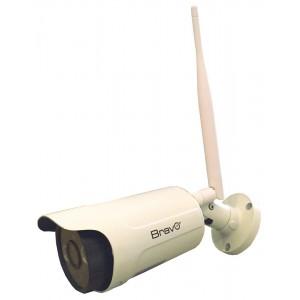 Telecamera videosorveglianza esterni allarme IP CAM - Mod CAPTAIN