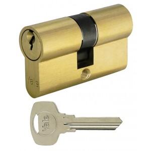 Cilindro sagomato YALE Art lunghezza 79 mm con 3 chiavi Y210