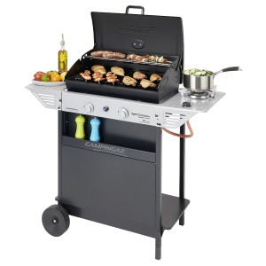 Barbecue Campingaz acciaio 2 bruciatori Mod XPERT 200 LS PLUS ROCKY