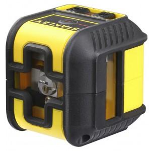 Livella laser STANLEY raggio rosso Mod CROSS 90 STHT77502-1
