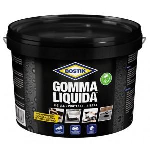 Gomma liquida BOSTIK 100% impermeabile Conf. 16 lt
